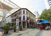 Singapore's Chinatown And Food Street