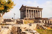 foto of pagan  - Garni Pagan Temple is the hellenistic temple in Republic of Armenia - JPG