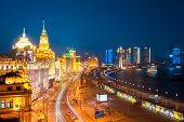 Beautiful Shanghai Bund