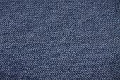 Blue denim fabric background