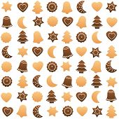 Christmas Cookies Assortment