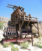 Lost Horse Stamp Mill