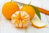 Постер, плакат: tangerines