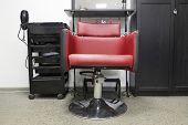 picture of beauty salon interior  - Iinterior of a beauty salon - JPG