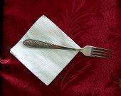 Fork & Napkin