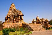 foto of khajuraho  - Kandariya Mahadeva Temple in Khajuraho - JPG