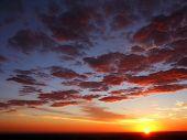 Colorado Plains Sunrise