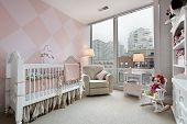 Baby's Room With City View