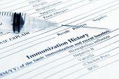 Immunisierung Geschichte form