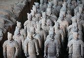 Terracotta warriors - XiAn, China