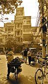 Vietnamese Old Quarter of Hanoi