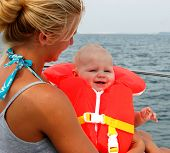 Boating Baby