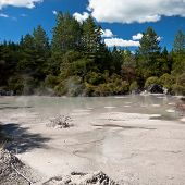 Geothermal Mud Pool