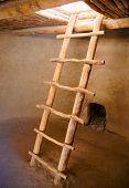 kiva and ladder