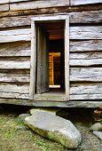 Roaring Fork Motor Nature Trail Historic District farmhouse