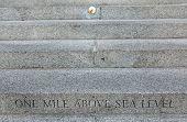 mile high marker