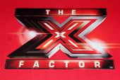LOS ANGELES - 19 de DEC: X Factor Logo de FOX