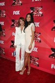 LOS ANGELES - DEC 19:  Paula Abdul, Nicole Scherzinger at the FOX's