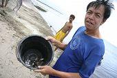 Filipino Fisherman