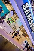 Samsung At Photokina 2008