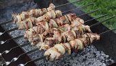 Kebab On A Skewers
