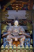 stock photo of shogun  - NIKKO - JPG