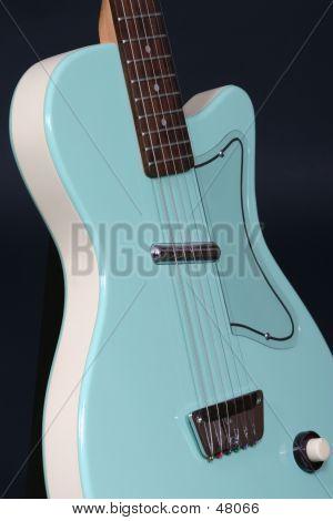 Close Up Bass poster