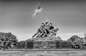 Marine Corps War Memorial (iwo Jima Memorial)