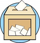 ballot voting box