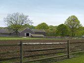 Historic Farm poster