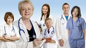 Medical Group Of Doctors And Nurses