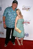Dennis Hof and Sunny Lane  at the Fox Reality Channel Awards. Avalon Hollywood, Hollywood, CA. 09-24-08