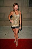 Christine Lakin  at the Summer Stars Party hosted by InTouch Weekly and ISH. Social Hollywood, Holly