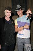 Richie Rich and Traver Rainss  at the Summer Stars Party hosted by InTouch Weekly and ISH. Social Ho