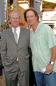 William Hurt and Kevin Sorbo  at the World Premiere of