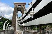 Suspension Bridge Detail