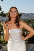 Kate Walsh at the launch of her 'Billionaire Boyfriend' Fragance, Hotel Wilshire, Los Angeles, CA 07-09-12