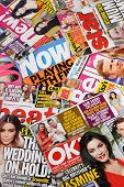 Entertainment Magazines