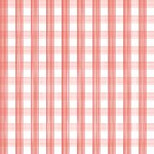 Abstract Retro Pink Square Tablecloth Seamless Pattern