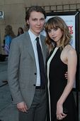 Paul Dano and Zoe Kazan at the
