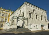 Moscow, Kremlin, The Faceted Chamber