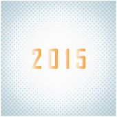 Creative Happy New Year 2015 Text Design