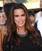 LOS ANGELES - JUN 09:  Rosa Blasi arrives to the