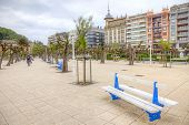 San Sebastian. Cityscape. European Capital Of Culture