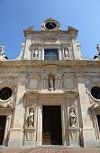PARMA, ITALY - MAY 01,2014: San Giovanni Evangelista is a church in Parma, northern Italy, part of a
