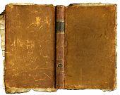 Brown Old Book Copy