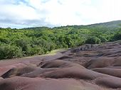 Chamarel Seven Coloured Earths