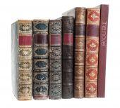 Row of novels