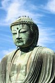 Great Buddha (daibutsu) Sculpture
