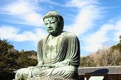 stock photo of kanto  - great buddha  - JPG